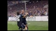 Di Canio su rigore sblocca la partita contro la Sampdoria