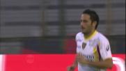 Di Michele, goal di qualità contro il Cagliari