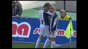Di Michele sorprende Guardalben, goal contro il Palermo