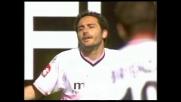 Di Michele supera Chimenti, ma il palo salva il Cagliari dal goal del Palermo
