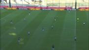 Di Natale apre le marcature nell'incontro Udinese-Genoa