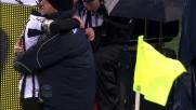 Di Natale firma il goal del 2-1 in Udinese-Fiorentina