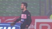 Di Natale, goal del pari di rapina in Udinese - Palermo