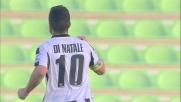 Di Natale, goal vittoria al volo contro il Palermo