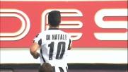 Di Natale non sbaglia dagli 11 metri contro la Fiorentina