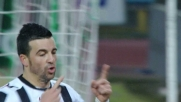 Di Natale porta in vantaggio l'Udinese al Dall'Ara