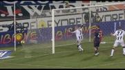 Di Natale realizza la rete del 2-1 che stende il Cagliari al Friuli