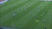 Di Natale segna un goal strepitoso e porta in vantaggio l'Udinese contro l'Atalanta