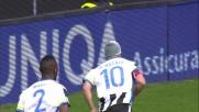 Di Natale si sblocca tornando al goal contro il Genoa