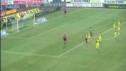Di Natale spara alto dal dischetto in Udinese-Chievo