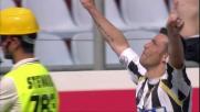 Di Natale stop e tiro: è il goal che apre le marcature in Udinese-Lazio