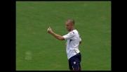 Di Vaio sblocca il match di San Siro contro il Milan con un goal da vero opportunista