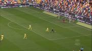 Diagonale di Zapata, Udinese vicino al goal contro il Pescara
