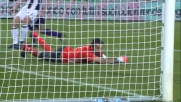 Diagonale vincente di Kalinic contro la Juventus: Fiorentina in vantaggio!