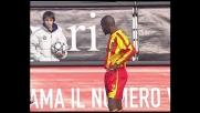 Diamoutene rimedia il rosso contro l'Udinese