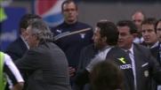 Dias perde la testa l'arbitro lo caccia dal campo