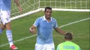 Dias salva un goal in scivolata su tiro di El Shaarawi
