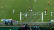 Dias salva un goal sicuro del Lecce