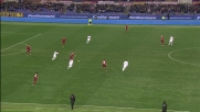 Disimpegno con stile e freddezza per De Rossi contro il Milan