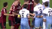 Disimpegno di Alex con la Lazio