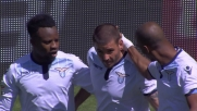 Djordjevic apre le marcature contro la Sampdoria con un bel goal di testa