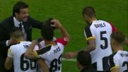 Badu beffa Diego Lopez con un goal da rapinatore d'area