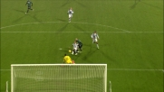 Domizzi salva un goal contro il Sassuolo