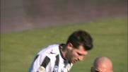 Domizzi spaventa il Cesena con un colpo di testa