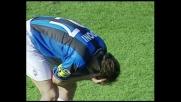 Doni prende il palo e grazia l'Udinese