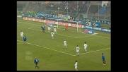 Doni segna il goal del 2-0 in Atalanta-Livorno