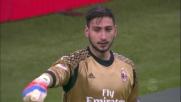 Donnarumma ci mette la mano contro il Cagliari