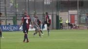 Doppia occasione per il Cagliari! Il Parma si salva anche grazie al palo