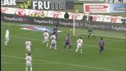 Doppia parata di Gillet per negare il goal alla Fiorentina