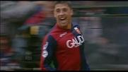 Doppietta di Crespo con l'aiuto di Curci: Genoa sul 2-0 col Siena