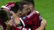 Doppietta di Ibrahimovic e goal della vittoria del Milan al Meazza