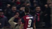 Doppietta di Simeone e Genoa ancora in avanti