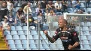Doppietta di Simone Pepe che riporta avanti l'Udinese al Friuli