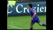 Doppietta di Toni contro l'Udinese, è il goal del 4-1 per la Fiorentina