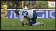 Doppio giallo e cartellino rosso per Mesto in Bologna-Genoa