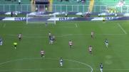 Doppio passo e destro fuori: Keita fa tremare il Palermo