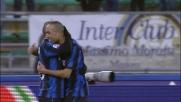 Sneijder sigla il terzo goal dell'Inter contro il Bari
