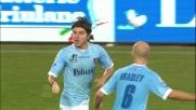 Contro l'Udinese Paloschi la mette dove Handanovic non può nulla