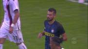 Dribbling incredibile di Candreva contro il Cagliari