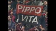 Il colpo di testa di Inzaghi riporta avanti il Milan