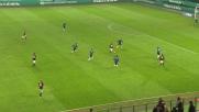 Duello spalla contro spalla tra Miranda e Bacca nel derby di Milano