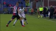Duncan carica il Sassuolo contro il Genoa con una grande progressione