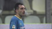 Duvan Zapata riapre il match con il goal del 2-1 per l'Udinese