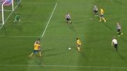 Giovinco sfiora il goal e colpisce il palo