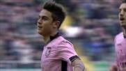 Dybala implacabile dagli 11 metri in goal contro il Cagliari