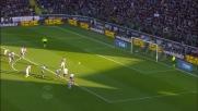 Dybala segna dal dischetto il suo secondo goal all'Udinese